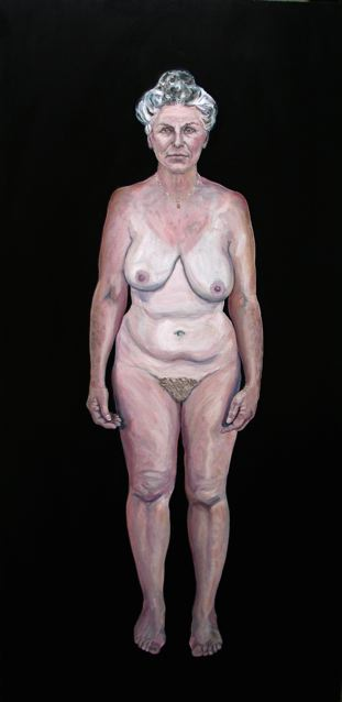 old and naked women